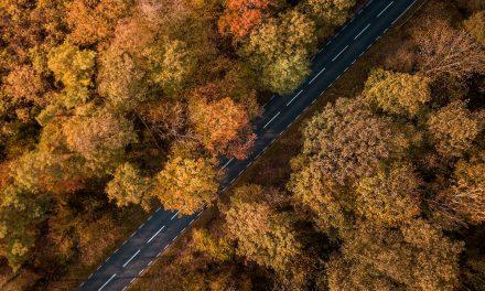 Atemberaubende Luftfotografie aus der Drohnen-Perspektive