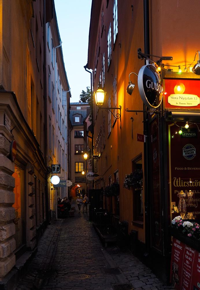 Schweden_Stockholm-Nygatan
