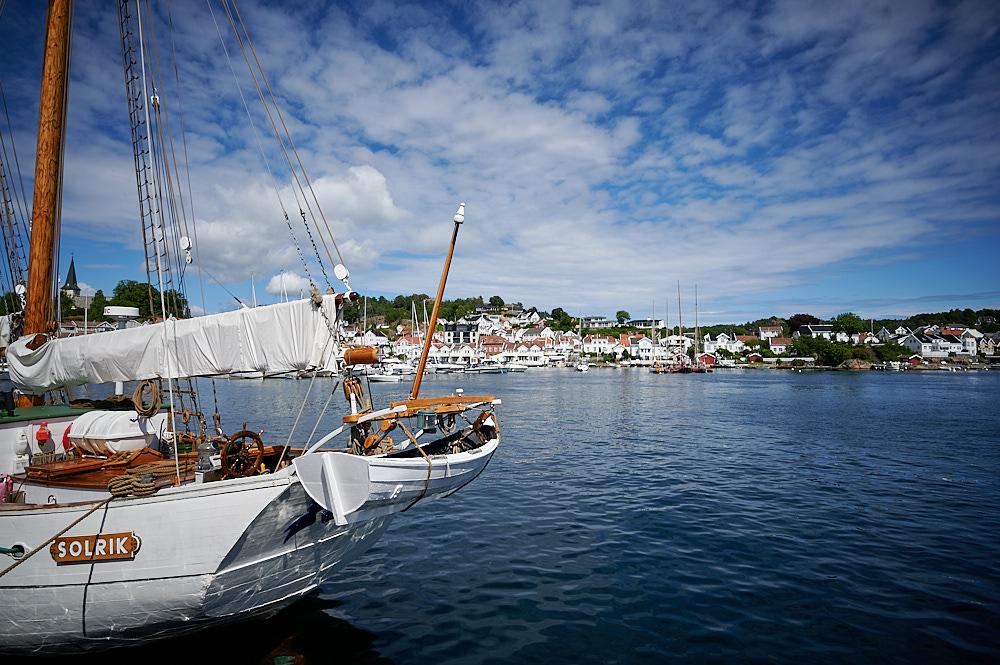 Sørlandet – südliche Riviera Norwegens